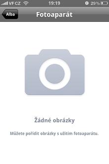 iPhone - problém s obrázky