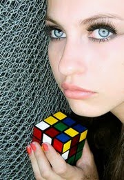Natalia Sadness - mladá blogerka