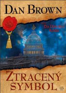 Obálka knihy Ztracený symbol od Dana Browna