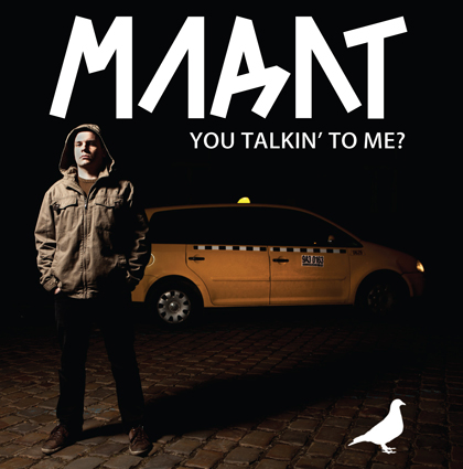 Cover mixtapu Marat – You Talkin' To Me?